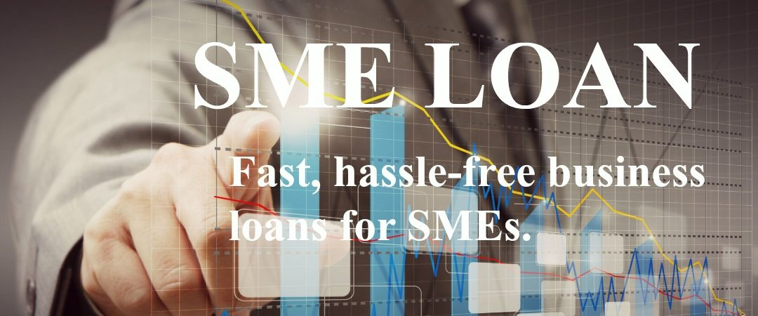 image in business loan pointing to sme loan page