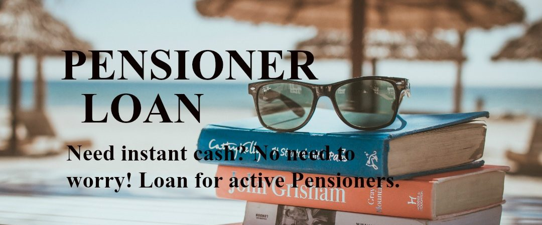 pensioner loan background image