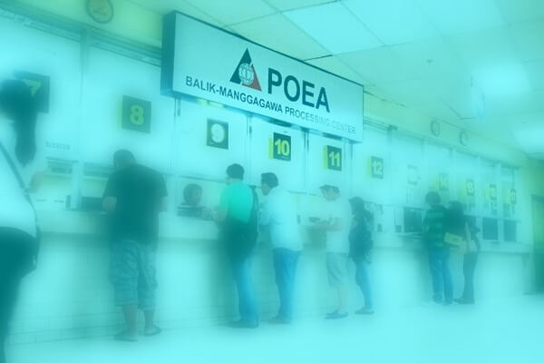 POEA office for featured image in Manning Agency with valid license